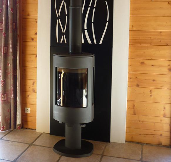 poele a bois 74. Black Bedroom Furniture Sets. Home Design Ideas